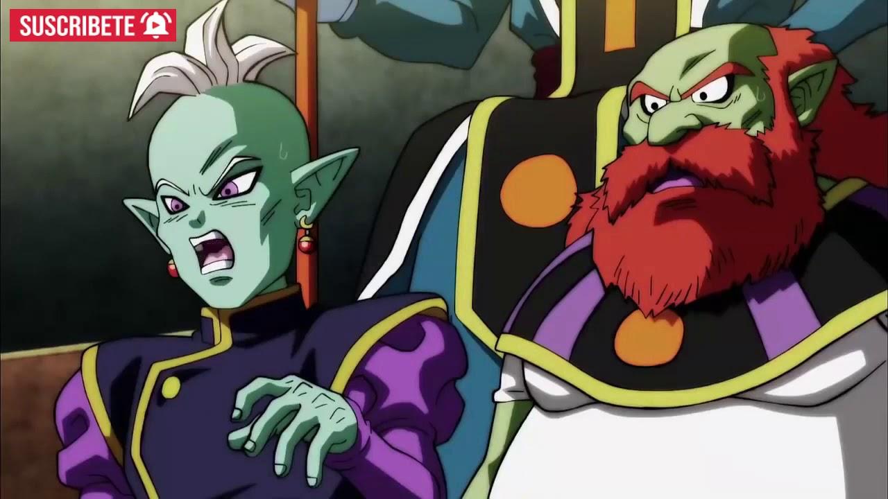 DRAGON BALL SUPER I Goku Y Vegeta Eliminan A 6 Guerreros Del Universo 9 - Español Latino