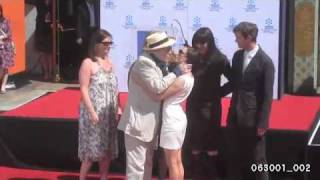 Peter O\\\'Toole Mann\\\'s Chinese Theater Cement Ceremony (2011)