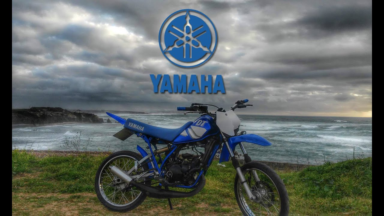 Yamaha Dt 50    Lc - Club Dt Lc - 2016 Part 1
