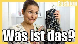 TRY ON HAUL / Ich werde Fashionblogger / Familie M.