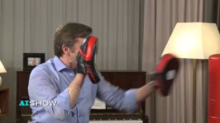 Provocare AISHOW: Iurie Ciocan antrenor de box