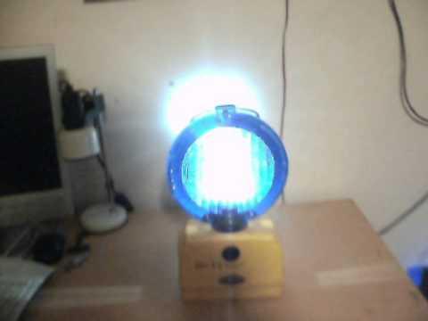newest addition blue dorman hilite barricade light youtube