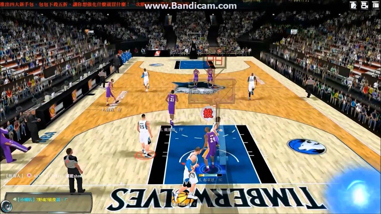 nba2k online_【NBA 2K online精華】半年好球,一次觀賞 - YouTube