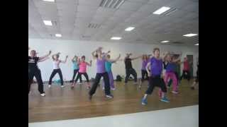 """Here comes the hotsteppers"" YUKSEK choreography by Sandra Samaison"