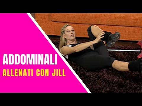 Jill Cooper - Pancia Piatta - parte 1