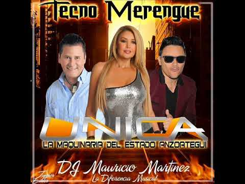 TECNO MERENGUE UNICA DISCPLAY DJ MAURICIO MARTINEZ
