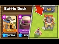 "CREATE YOUR OWN CARD in Clash Royale! | NEW ""ELITE BARBARIAN HUT!?"""