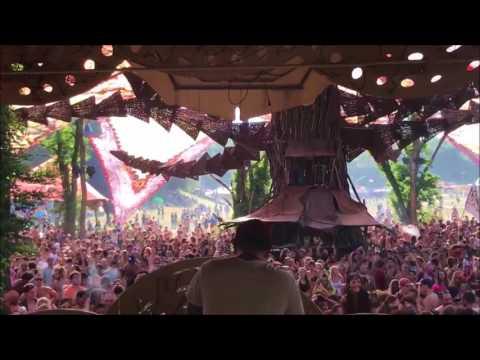 Evil Oil Man Live @ Ozora Festival 2017 Main Stage - Hungary