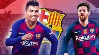 Inilah Hari Dimana Messi dan Ronaldo Hampir Bermain di Satu Tim Barcelona