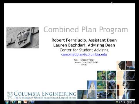 Combined Plan Program Webinar/Q&A-Chat (July 29, 2014)