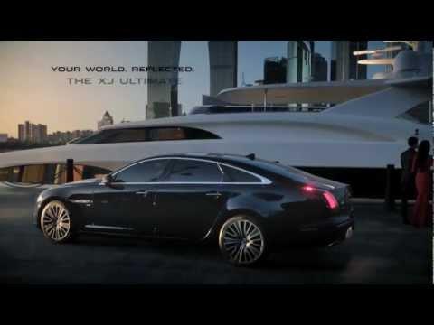New Jaguar XJ 2013 Ultimate Commercial Your World, Reflected Carjam TV HD Car TV Show