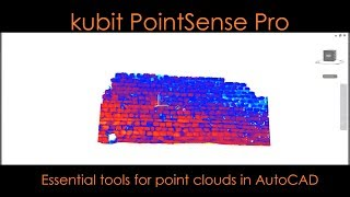PointSense Pro: Essential Tools for AutoCAD Point Clouds
