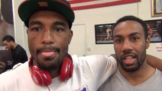 Repeat youtube video Mayweather Boxing Club talks Michael Sam and gays in boxing