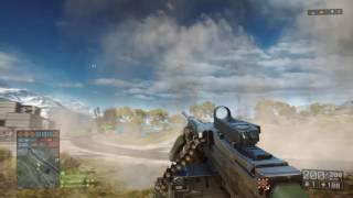 Battlefield 4™_Chopper vs Heavy Machine Gun