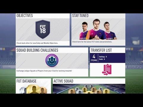 FIFA 18 WEB APP!