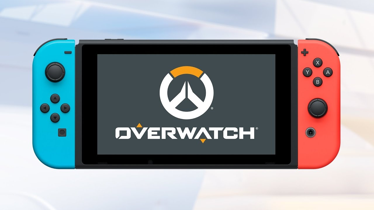 Overwatch eSports Powerhouse Confirmed For Nintendo Switch