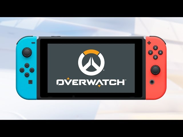Overwatch on Nintendo Switch targets 30fps, 720p minimum