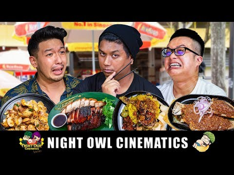 FOOD KING SINGAPORE: SHOCKINGLY GOOD HAWKER BBQ!!