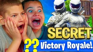 OMG IF MY 9 YEAR OLD BROTHER WINS THIS GAME JAYDEN WILL GET A *HUGE* SURPRISE PART 2!! FORTNITE SOLO