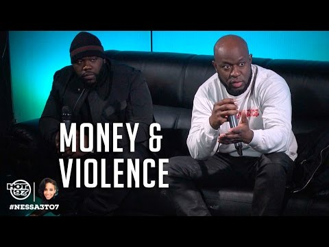 Money and Violence Cast on  Owning Their Show, Telling Their