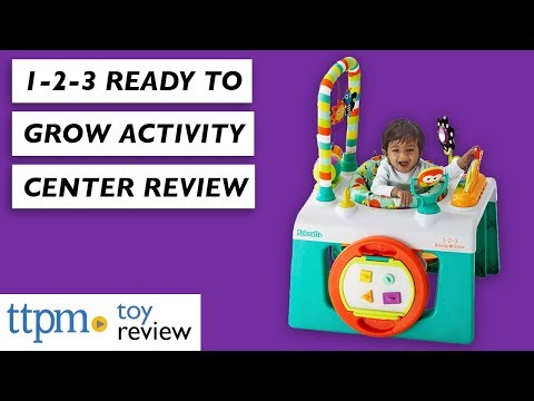 1-2-3 Ready To Grow Activity Center From Kolcraft