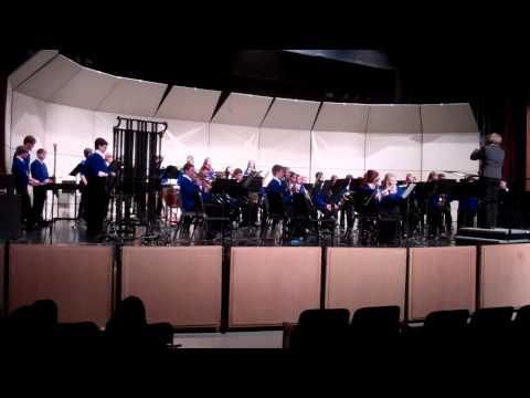 Joy by Frank Ticheli - Traeger Middle School 8th Grade Band
