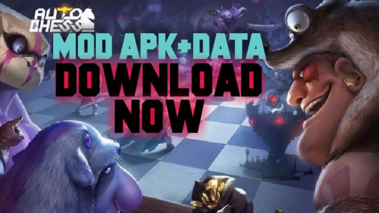 Auto Chess MOD APK+DATA Mobile Free Summon