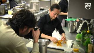 Making-of: Impressions of the «cuisine of flavours»