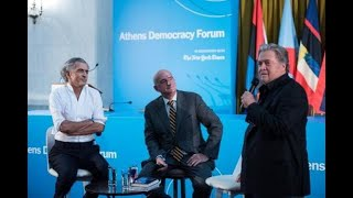Athens Democracy Forum 2019 Highlights