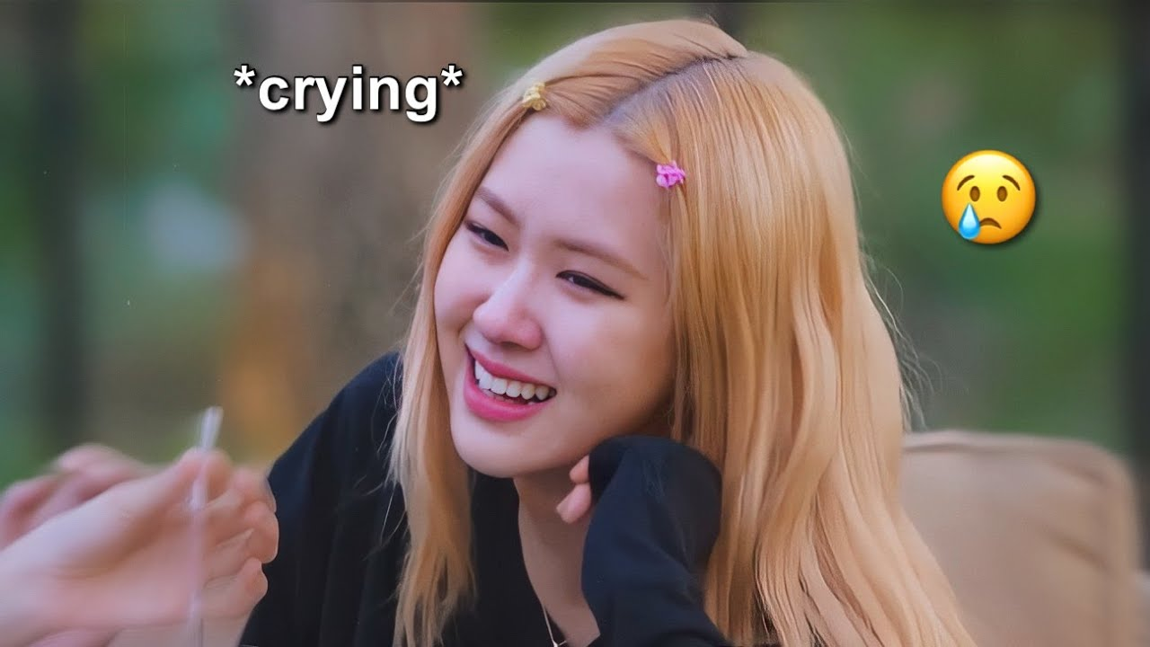 BLACKPINK Sad Moments That Will Make You Cry