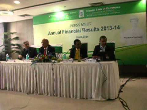 Orient Bank of Commerce Annual results 2014:  DSCN4218
