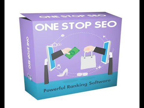 One Stop SEO Review   One Stop SEO Demo   ONE STOP SEO Software