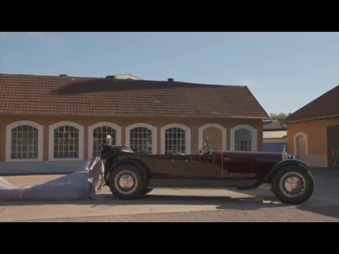 Trailer Bugatti Royale