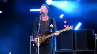 The Police, Every Breath You Take Live at Hard Rock 2008, Hyde Park London