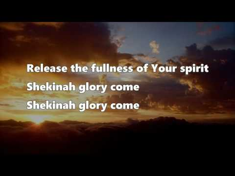 We wait for You - Shekinah glory (Lyrics)