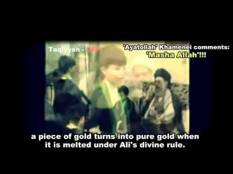 Wilayat Ali = Soul of Namaz ( Salat ) Ayatollah Khamenei ولایت علی نماز