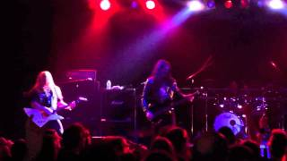 Sanctuary - Long Since Dark (Live Metal Assault II 14.01.2012)