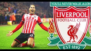 Van dijk welcome to liverpool? | £60 million done deal reports | what he brings to liverpool