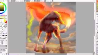 Speedpaint- Burn it to the ground