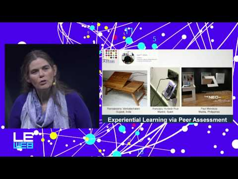 Daphne Koller, Coursera - Future Of Online Education - LeWeb
