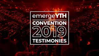 HOPE NOW Youth Convention Testimonies #PDYMConvention