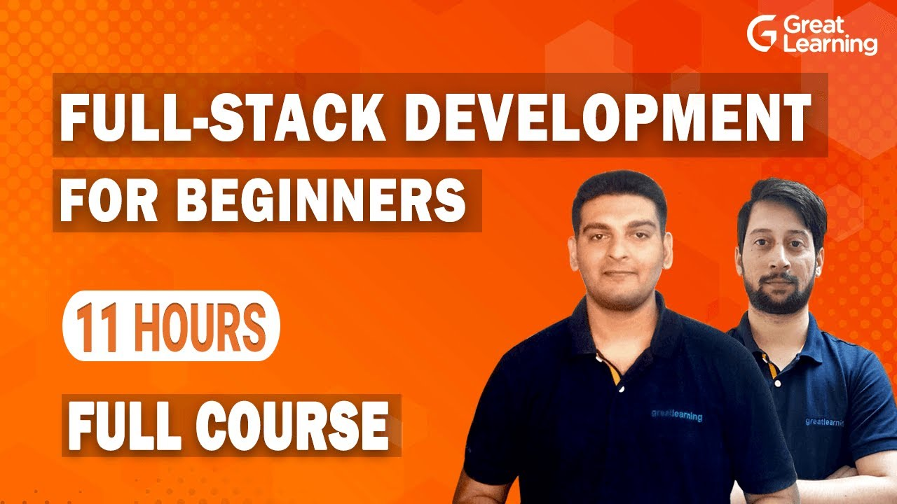 Full Stack Development for Beginners in 2021 | How to Become a Full Stack Developer