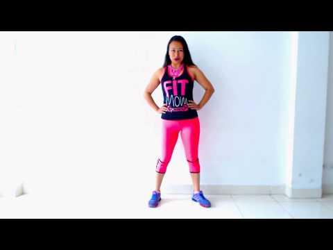 BailarTwerk - Twerking - aumentar los glúteos rápido - aprender a mover la cadera - Video 3