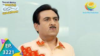Taarak Mehta Ka Ooltah Chashmah - Ep 3221 - Full Episode - 30th July, 2021