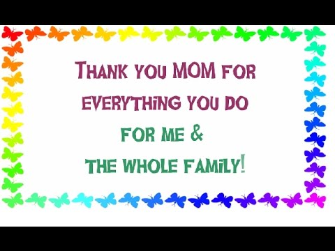 birthday greeting for mom mother birthday quotes youtube