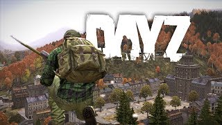 The Snipers are ALWAYS lurking... - DayZ 0.63
