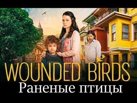 Раненые птицы турецкий сериал 2019