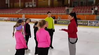 Сборы фигурное катание для фигуристов всех возрастов| Figure Ice Skating Camp Europe