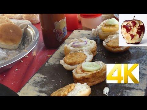 $0.15 Burger | Indian Burger | Street Food | Delhi | Gurgaon