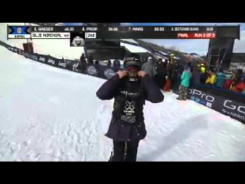 Women's Snowboard Slopestyle Final X Games Aspen 2015